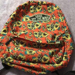 Star Wars vans backpack